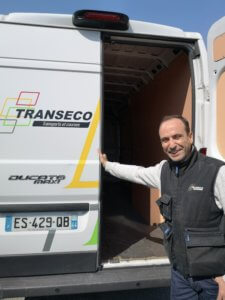 coursier-transeco